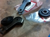 New cam chain tensioner wheels from Japan