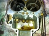 Gunk in the bottom of the carb bowl - but no corrosion