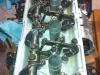 Head bolts torqued, then valve lash set to cold specs